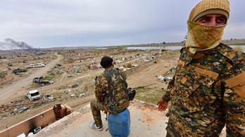 Harminchat szír katonát öltek meg két nap alatt az Iszlám Állam fegyveresei