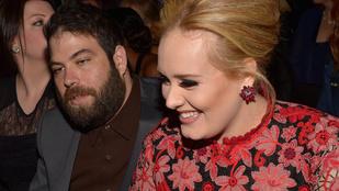 Adele elválik a férjétől