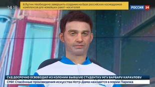 Az orosz állami tévében már robotot is alkalmaznak