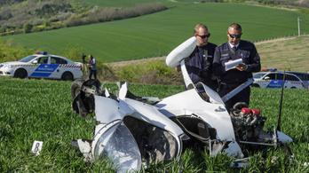 Lezuhant egy girokopter, a pilóta meghalt