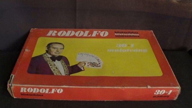 Rodolfó bűvészdoboz