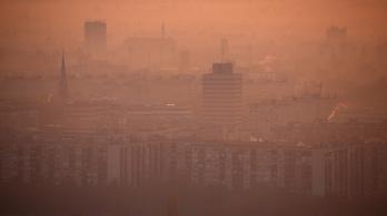 Országszerte több helyen rossz a levegő minősége