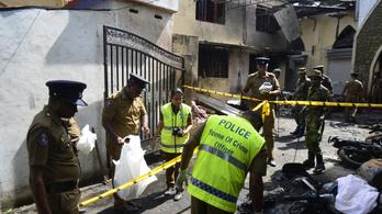 Még mindig nagy a homály a Srí Lanka-i terrorsorozatban