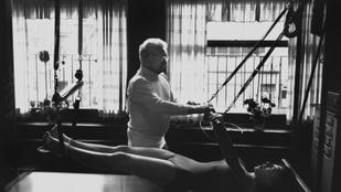 Egy életen át fejlesztette legendás módszerét Joseph Pilates
