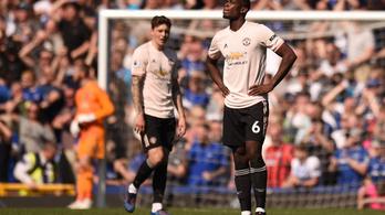 Az Everton megalázóan elverte a Manchester Unitedet