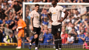 Az Everton megalázóan elverte a Manchester Unitedet, tapad a Cityre a Pool