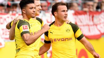 A Dortmund tapad a Bayernre, Dárdai nem bírt Dollal