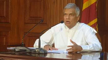 A Srí Lanka-i hatóságok egy hete tudhattak arról, hogy valami készül