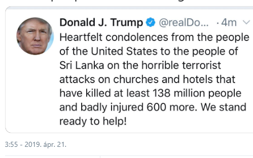 Adam Parkhomenko / Donald Trump / Twitter