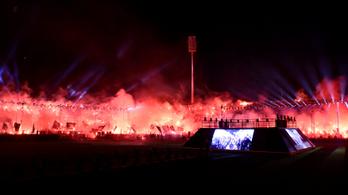 34 év után bajnok a PAOK, azóta gyűjthették a görögtűzeket az ünnepléshez