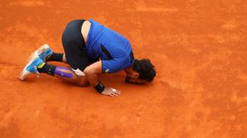 Nadal legyőzője nyerte a monte-carlói salakpályás tornát