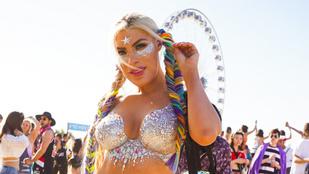 Íme, a legbevállalósabb nők a Coachella fesztiválon