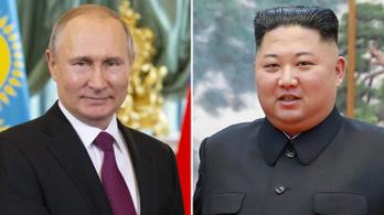 Vlagyivosztokban találkozik Putyin és Kim Dzsongun