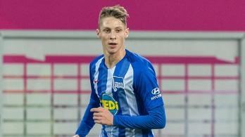 Dárdai Palkó megsérült, ennyi volt a szezonja