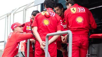 Mick úgy gondolkodik a versenyzésről, ahogy Michael Schumacher