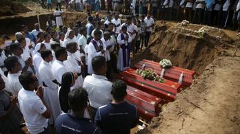 310-re nőtt a halottak száma Srí Lankán