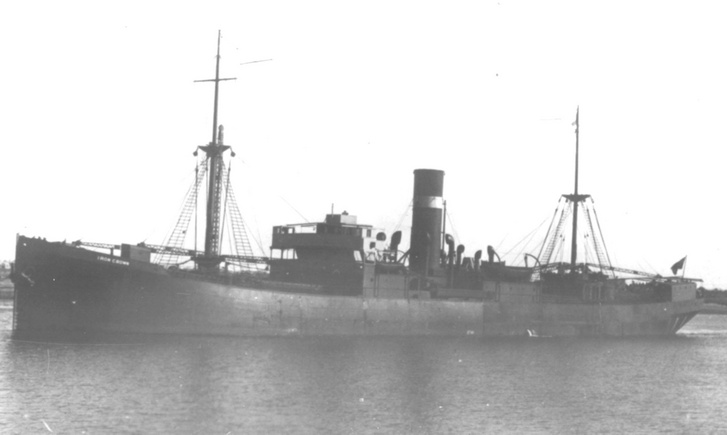 03 SS Iron Crown (Supplied South Australian Maritime Museum)