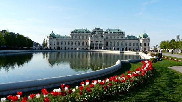 Séta Bécsben