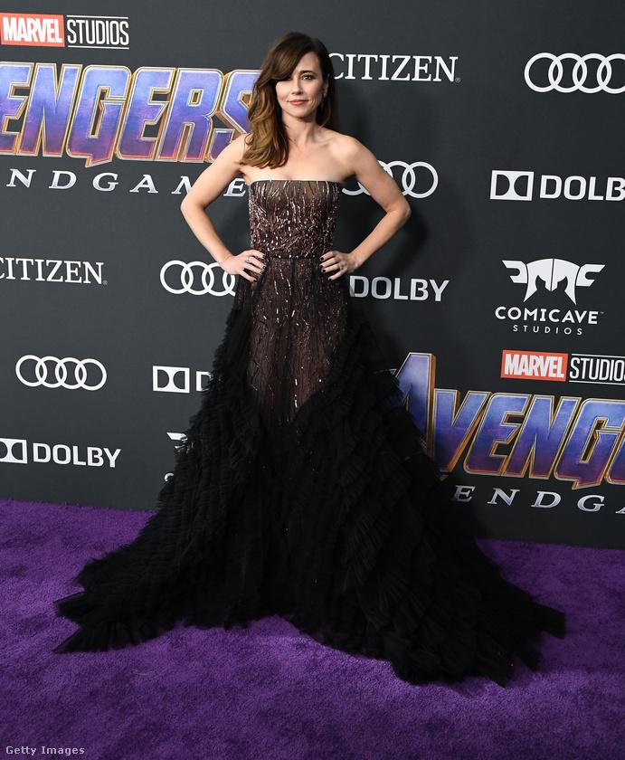 Linda Cardellini, aki a második Bosszúállók-filmben, az Ultron korában szerepelt