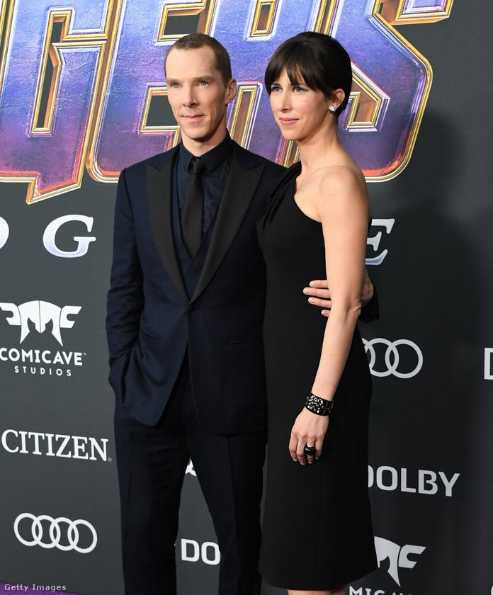 Benedict Cumberbatch még Chris Hemsworth-nél is kevesebb hajjal jelent meg