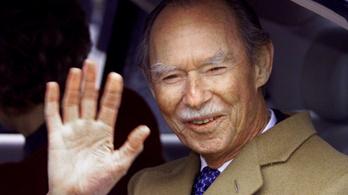 Elhunyt János, Luxemburg korábbi nagyhercege