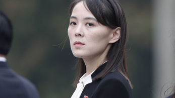 Kim Dzsongun húga és limuzinja már Oroszországban van