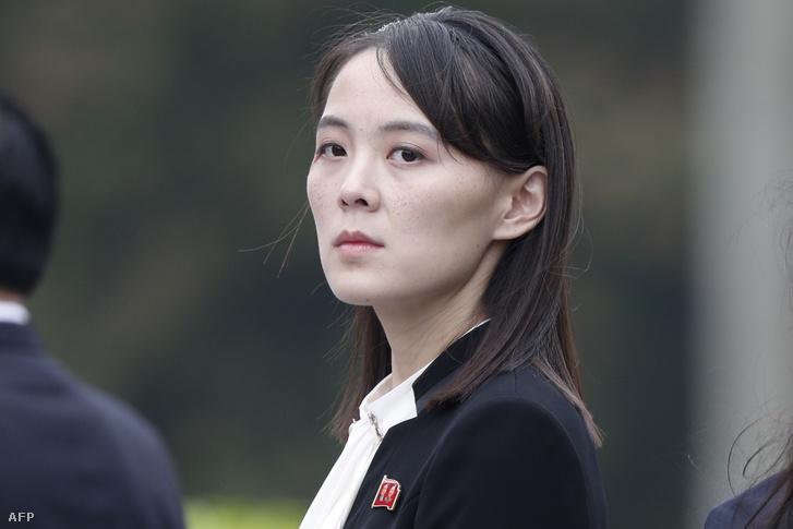 Kim Dzsongun húga, Kim Jodzsong