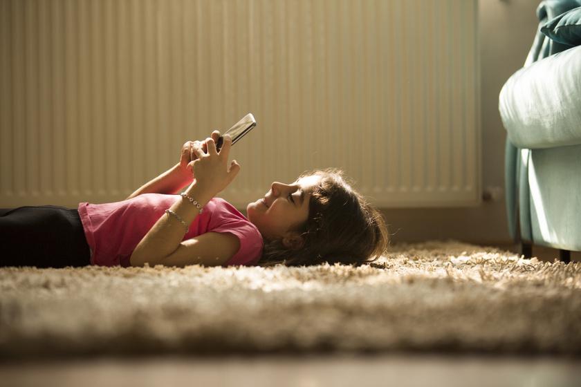 gyerek mobil kütyü okostelefon (2)