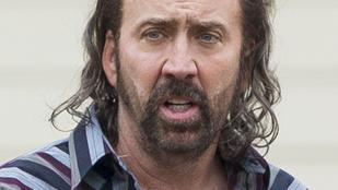 Nicolas Cage legújabb exfelesége kemény 4 nap házasság után tartásdíjat követel