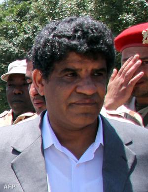 Abdullah asz-Szenússzi Tripoliban 2011 júniusában
