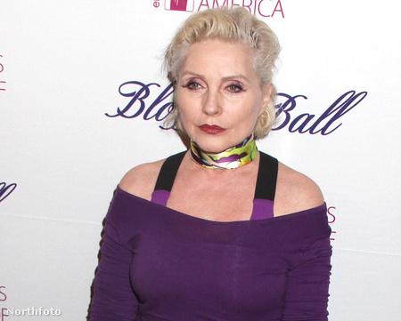 Debbie Harry az Blossom Ball nevű rendezvényen New Yorkban március 16-án