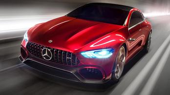 2021-től minden AMG Mercedes hajtásában lesz valamennyi villany