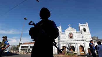Gyanús, hogy a Srí Lanka-i terrort nagyon máshol találták ki