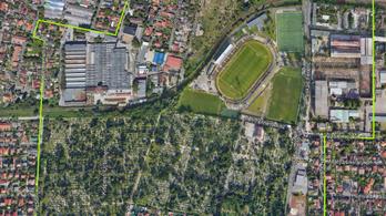 Vasárnap kiürítik a Bozsik Stadion környékét