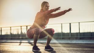 A legjobb gyakorlatok a teljes test edzésére