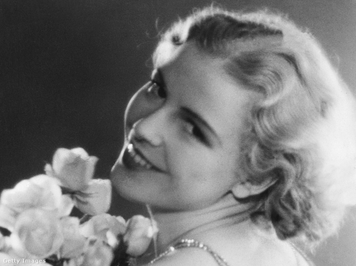 Miss Dánia, Inga Arvad 1931-ben