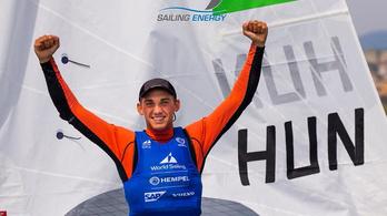 Bravúros magyar győzelem a vitorlázók világkupaversenyén