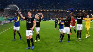 Gulácsiék bejutottak a Német Kupa döntőjébe