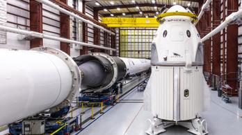 Egy évvel visszavetheti az emberes űrrepülést a Crew Dragon felrobbanása