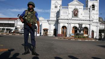 A Srí Lanka-i hírszerzés szándékosan tartott vissza az információt a fenyegetettségről