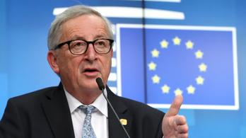 Juncker nem mondta, hogy húsvét után visszalőnek