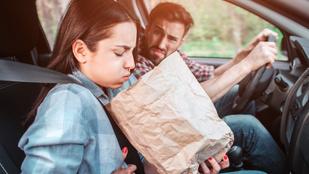 Rosszul vagy az autóban? Az agyad szerint megmérgeztek