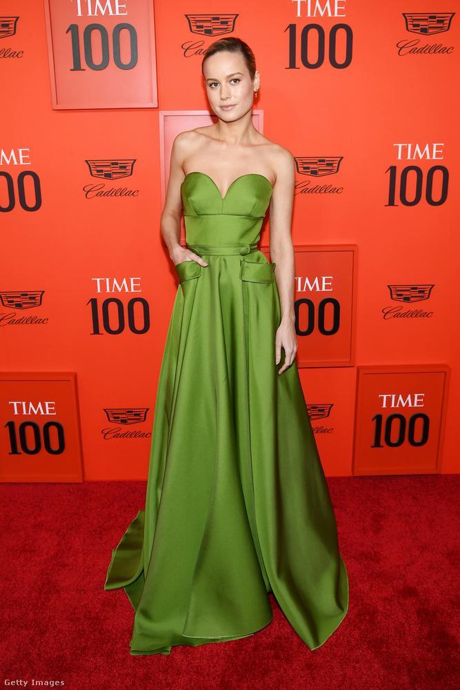 Brie Larson leginkább Marvel kapitányi szerepében lett ismert