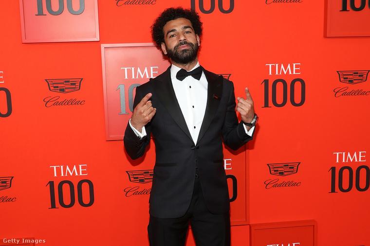 John Oliver szerint Mohamed Salah jobb emberi lény, mint focista