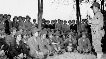 A II. világháború legkitüntetettebb amerikai ezredében csak japánok szolgáltak