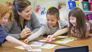 Kell-e a gyereknek angolt tanulni az oviban?