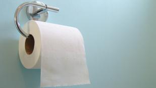 Végre kiderült, hogy kell helyesen használni a WC-papírt!
