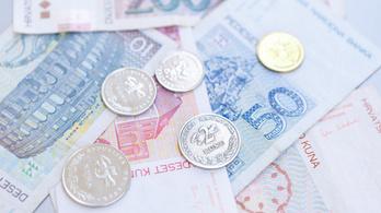 A horvátok nem akarnak eurót, a kormányuk viszont igen