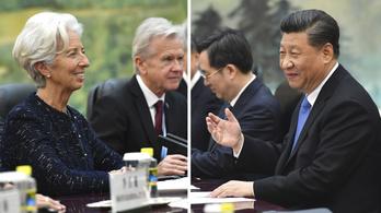 Az IMF új versenytársát úgy hívják Kína