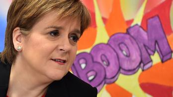 Skócia újra szavazna a függetlenségéről